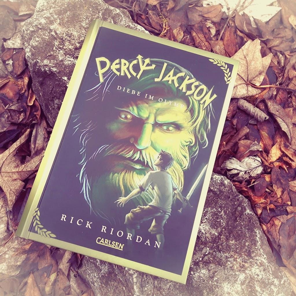 fashion wholesale online new lower prices Rezension – Werbung) Percy Jackson – Diebe im Olymp – Rick ...