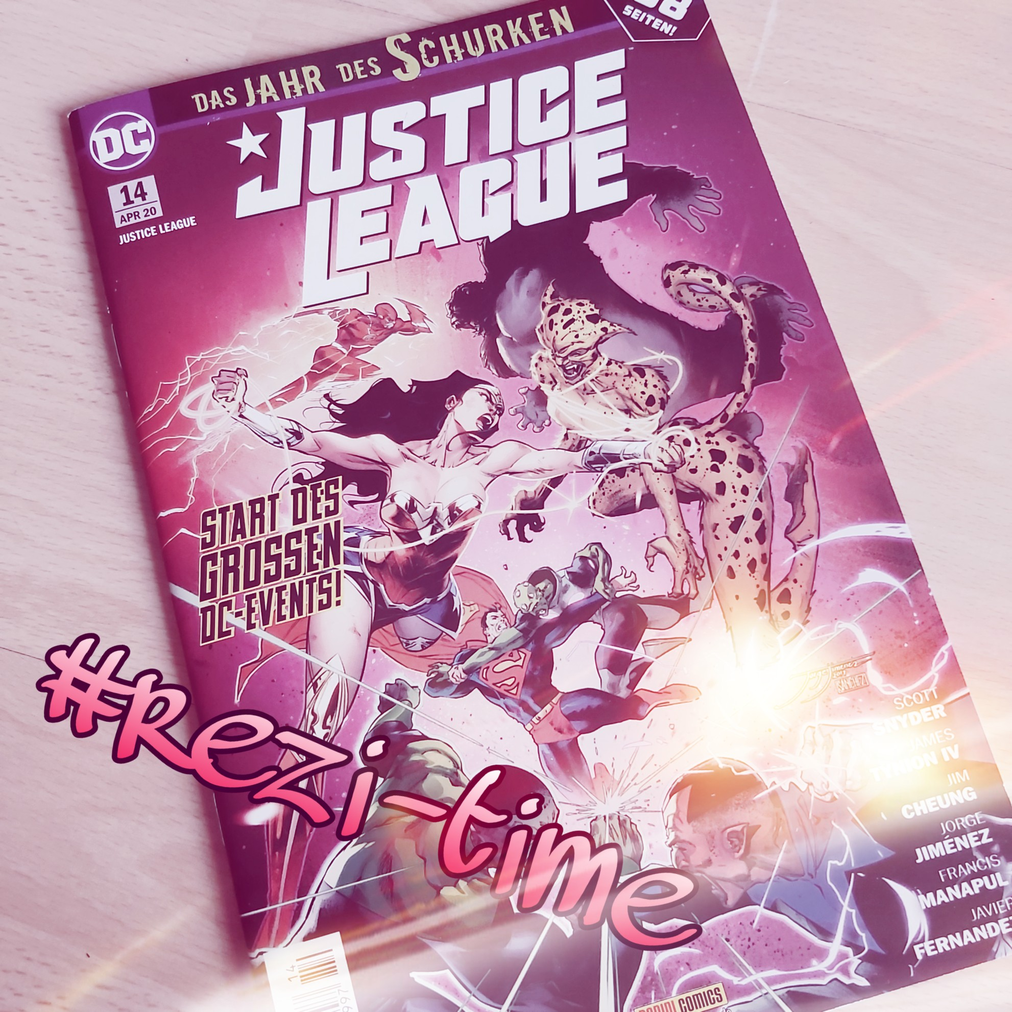 Justice League Fortsetzung